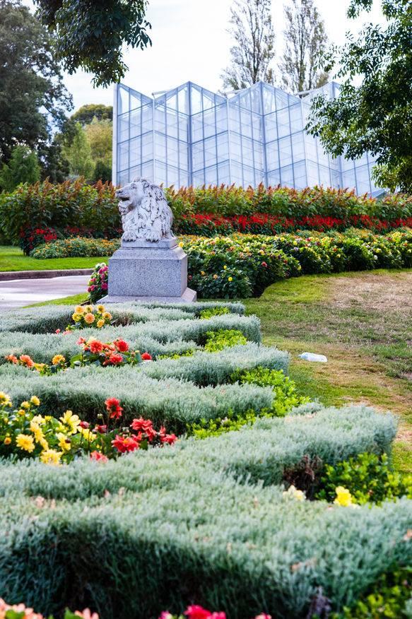 Ballarat Botanical Gardens, Lake Wendouree