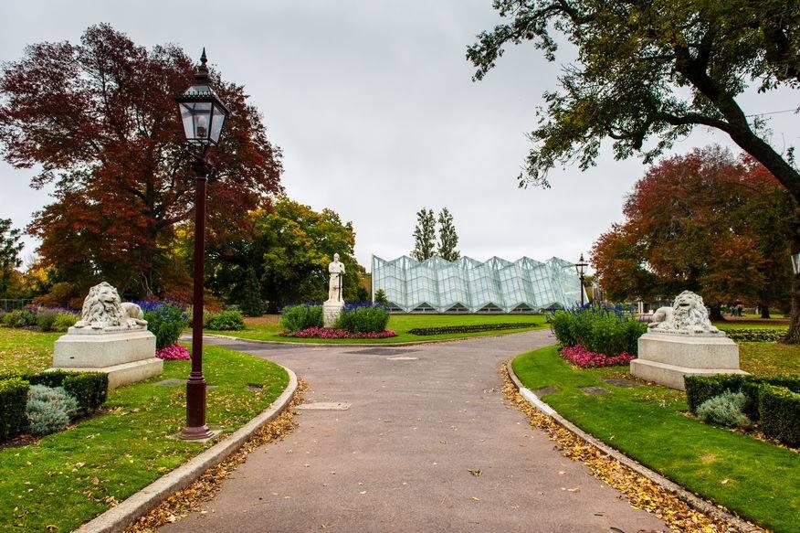 Botanical Gardens , Lake Wendouree