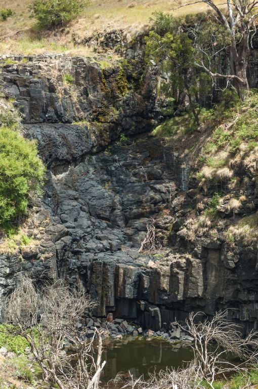 Lal Lal Falls Dry in 2008