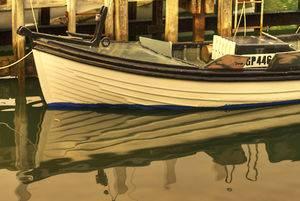 Boat at Port