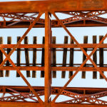 Algebuckina Bridge up Close - Betty Bibby