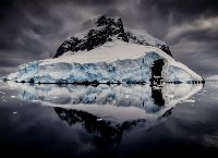 Antarctic Reflections Max Lane Merit