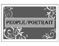 People Portrait Prints 2014