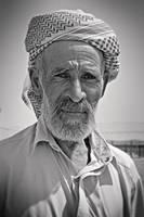 Bedouin Man (Judy Johnson) 3rd place
