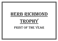Herb Richmond Trophy 2014