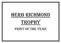 Herb Richmond Trophy 2014