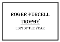 Roger Purcell Trophy Winner 2014