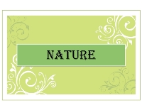 Open Print Nature 2013 Annual Awards