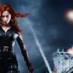 Black Widow by Brett Ferguson Merit