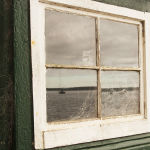 Boatshed Window (Murray Mc Eachern) 3rd Place