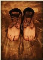 Booty Feet - Joseph Darmenia : Second in Section