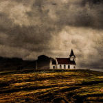 Church at Hellissandur Peter Kewley First in Section
