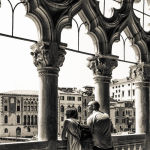 In Love with Venice by Anne Carroll Scored 10