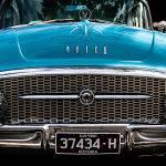 Cool Blue Car by Betty Bibby Scored 12