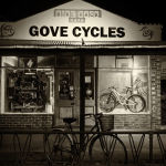 Gove Cycles by Trevor Bibby Score of 11