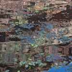 Rockpool Reflections by Murray McEachern Highly Commended