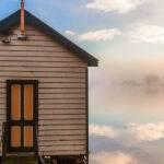 Boathouse by Frank Carroll Scored 12
