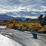 Light On The River by Trevor Bibby Scored 11