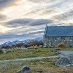 The Church Of Good Shepherd by Trevor Bibby Scored 11