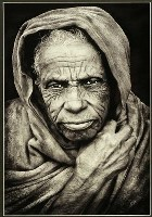 Ethiopian Woman - Trevor Kittelty : Second in Section