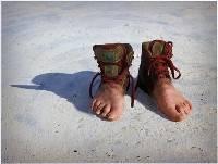 Feet by Aku (Peter Dwyer) Merit