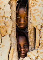 Himba Children, Kaye Kelly ,Merit