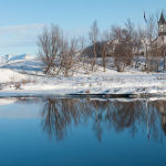 Icelandic Reflections by Carol Hall