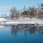 Icelandic Reflections by Carol Hall