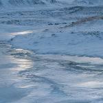 Icy Sunset No 2 (Carol Hall)