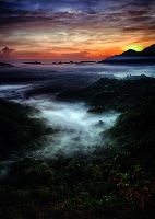 Batur Valley ( Robert Morgan) Merit