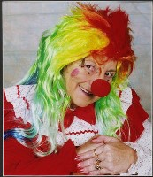 Larry The Clown (Lorraine Harvey) 1st place Workshop