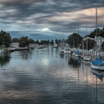 Moyne River by Trevor Bibby