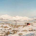 Norwegian Coast by Carol Hall