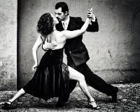 Tango Dancers (Max Lane) Merit