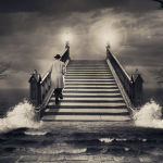 Over Troubled Waters Adrian Donoghue Merit