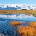 Reflections of Vatnajokull - Kate Both