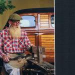 Shaving the wood by Trevor Bibby Scored 10