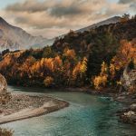 Shotover River by Janet Rogerson Merit