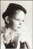 Two Curls (Lorraine Harvey) 1st Place Small Prints Open