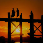 U Bein Bridge Roger Lancaster Merit