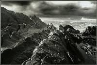 Wet Coastal Rocks - Janet Rogerson : Merit