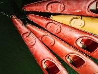 Yellow Canoe - 2nd Place Judy Johnson