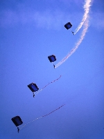 Parachute Team No 2 - Highly Commended David Grigg