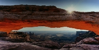 Mesa Arch (Peter Calder) 2nd Place
