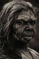 Aboriginal Woman (Bianca Lai Yin Ho ) 1st Place
